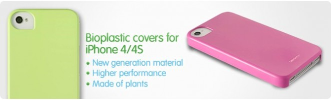 iPhone 4/4S BioCover