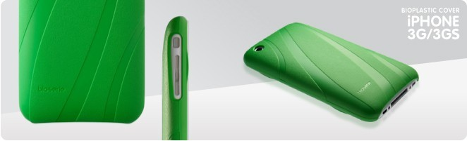 iPhone 3G / 3GS BioCover