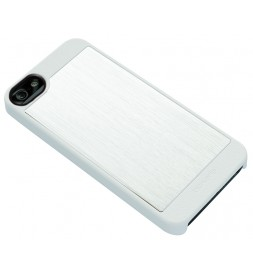 iPhone 5 AluCover - White Plain