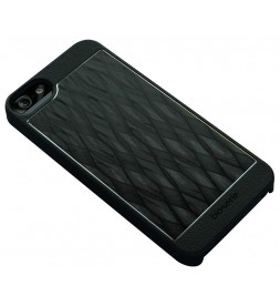 iPhone 5 AluCover - Black Wave