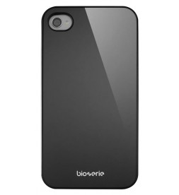 Glass + Bioplastic Cover Black