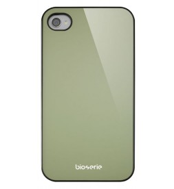 Glass + Bioplastic Cover Green