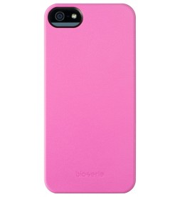 iPhone 5 BioCover - Pink